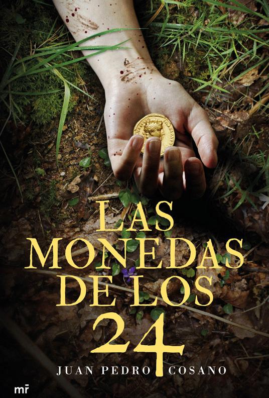 las monedas de los 24 mis libros