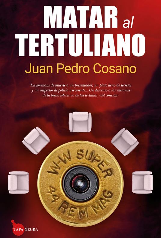 matar al tertuliano mis libros